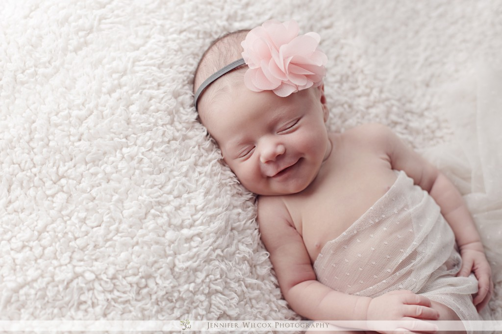 Newborn photography baby