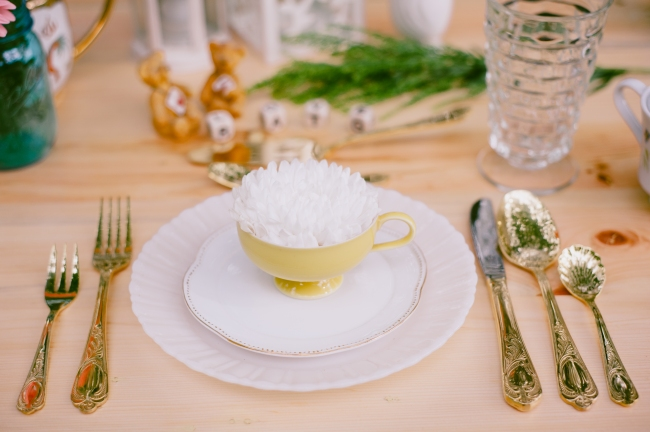Something Pretty Table Setting