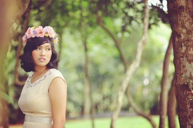 Something Pretty Manila   Pre-debut Vintage shoot