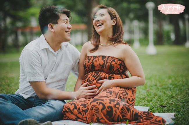Maternity | Something Pretty Manila