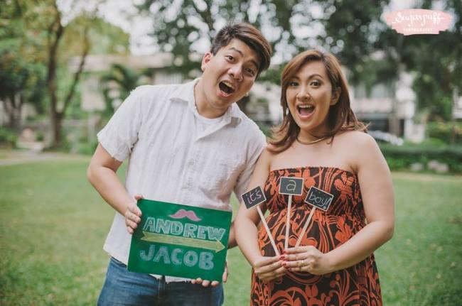 Maternity | Something Pretty Manila