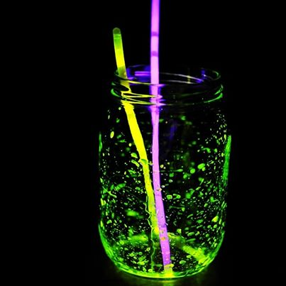 DIY | Glow in the Dark Jar