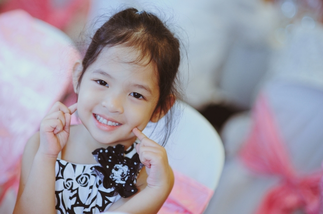 Something Pretty Manila | Grace's Christening