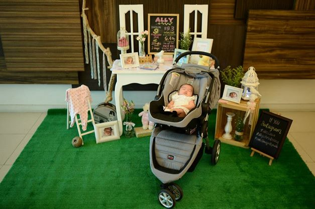 Something Pretty Manila Event Styling | Christening