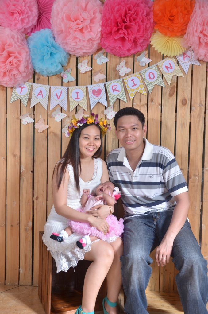 Something Pretty Manila Polaroid Photo Booth | Christening