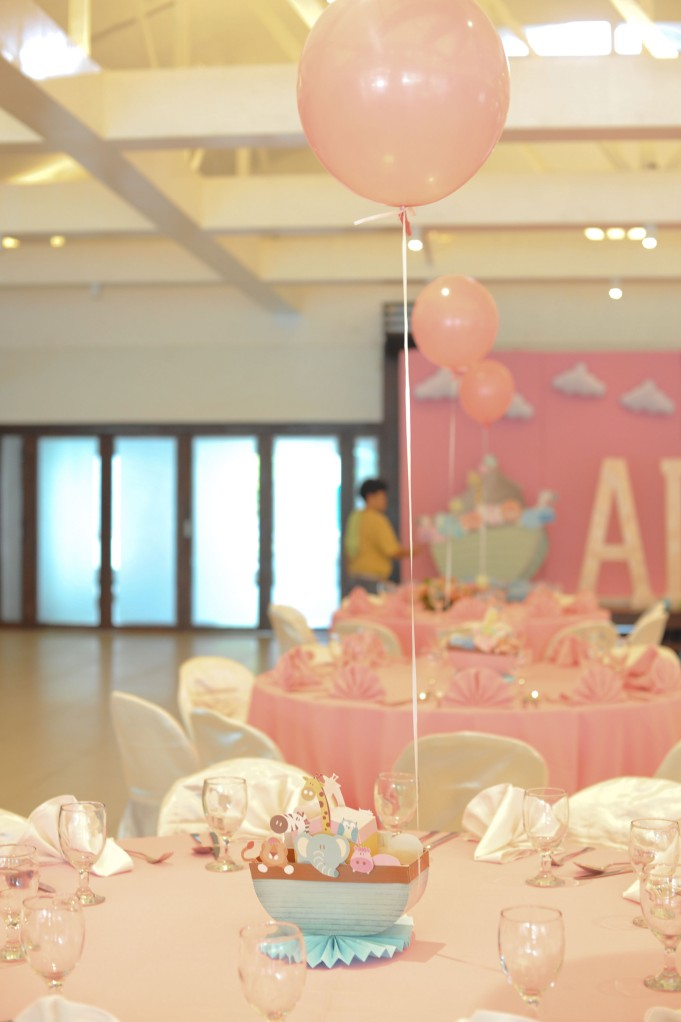Event Styling by Something Pretty Manila | Polaoid Photo Booth Backdrop