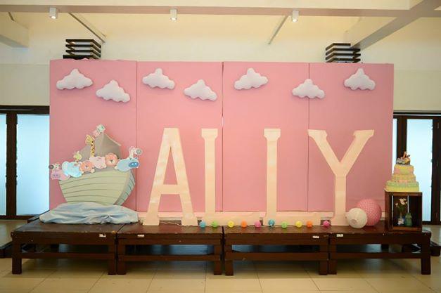 Event Styling   Ally's Christening   Something Pretty Manila