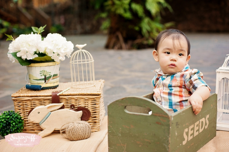 Something Pretty Manila | Kiddie Portrait Props and Styling