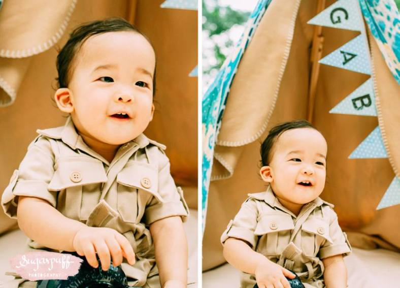 Something Pretty Manila Kiddie Shoot | Safari