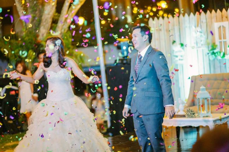 Something Pretty Manila Wedding Styling | Gerard and Tricia