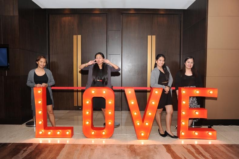 Something Pretty Manila   Gatsby   Wedding Event Styling for Ardy and Beatriz Clavio   LOVE Marquee
