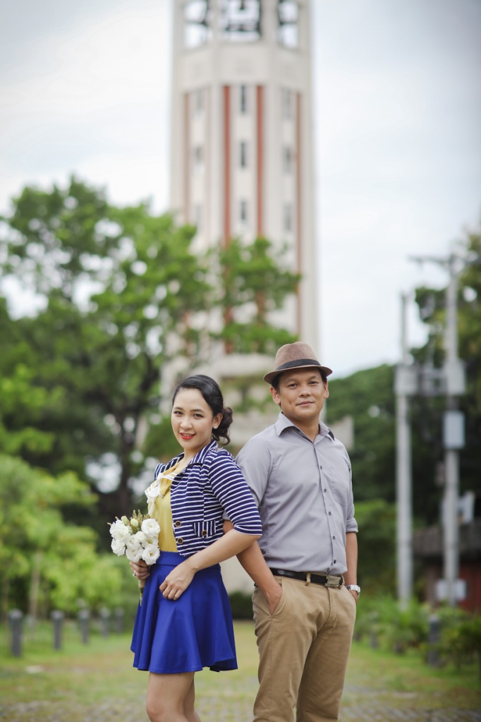 Something Pretty Manila Prenup Styling