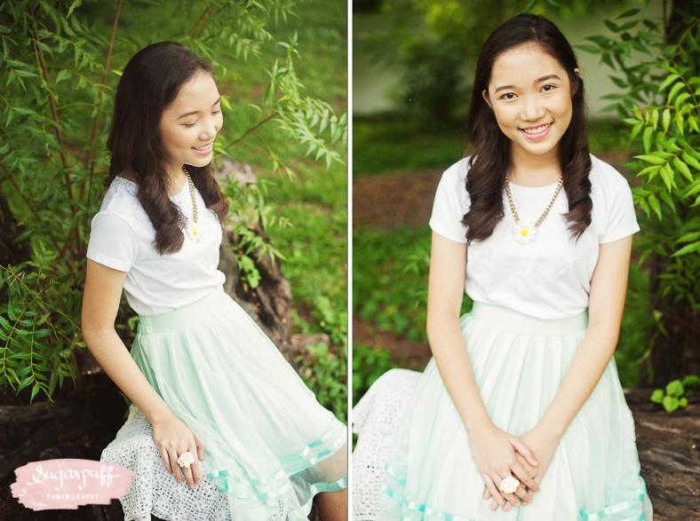 Regine's Pre-debut Shoot - Sugarpuff Photography Something Pretty Manila Styling