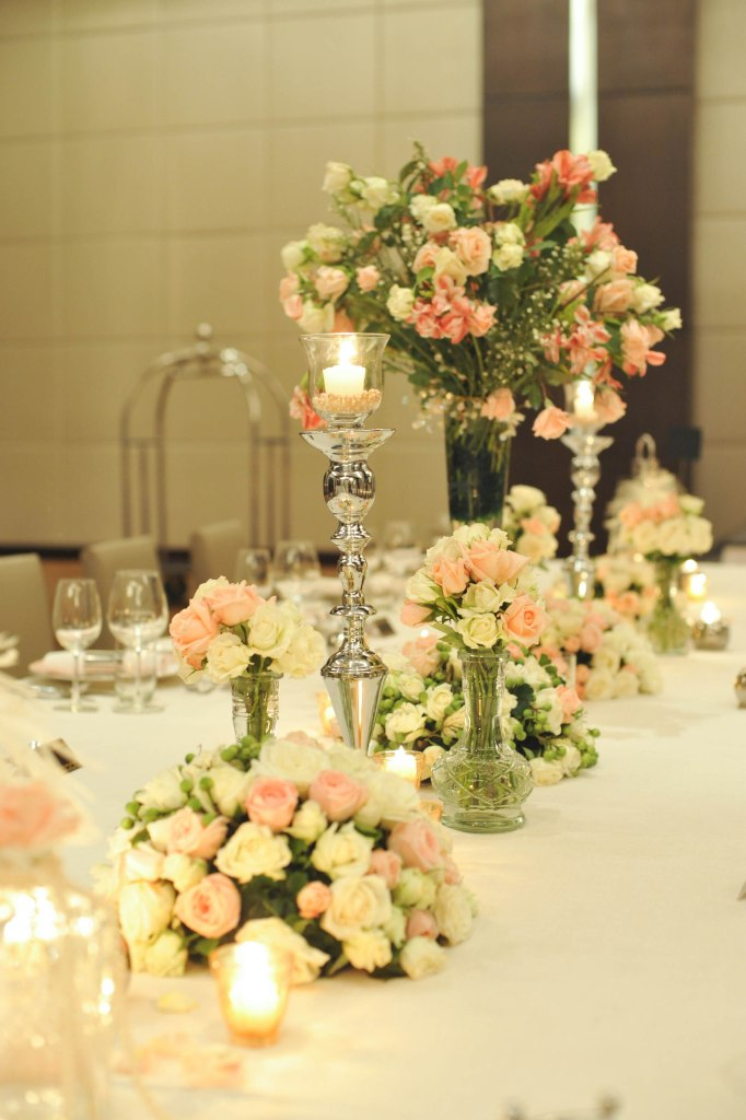 Something Pretty Manila VIP Table | Gatsby | Wedding Event Styling for Ardy and Beatriz Clavio