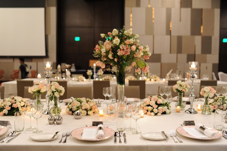 Something Pretty Manila | Gatsby | Wedding Event Styling for Ardy and Beatriz Clavio