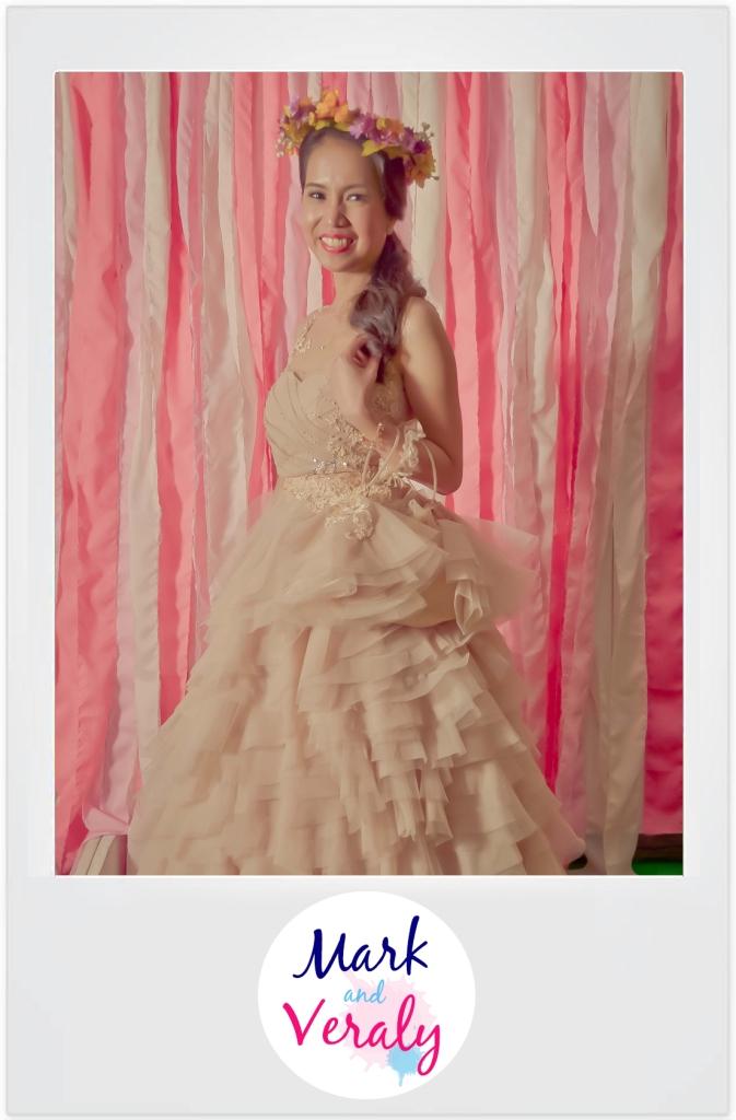 MarkNVera29 Polaroid Photo Booth by Something Pretty Manila