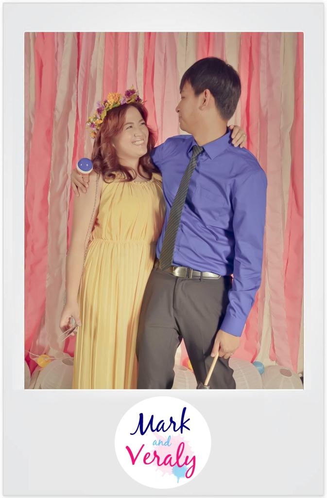 MarkNVera Polaroid Photo Booth by Something Pretty Manila