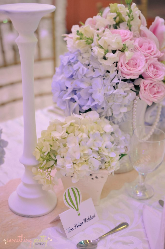 Something Pretty Manila Event Styling - Travel - Elegant Wedding