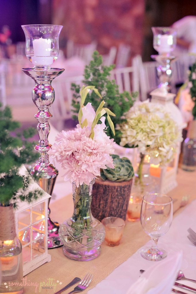 Something Pretty Manila Event Styling | Rustic Theme | Jeff and Cha