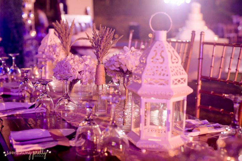 Something Pretty Manila Event Styling - Rustic Glam Wedding