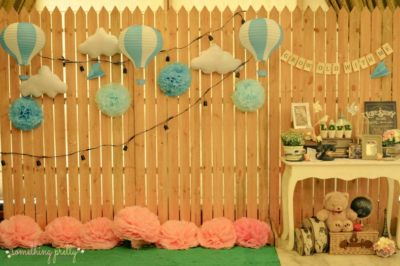 Something Pretty Manila Event Styling - Travel - Elegant Wedding - Photobooth Corner