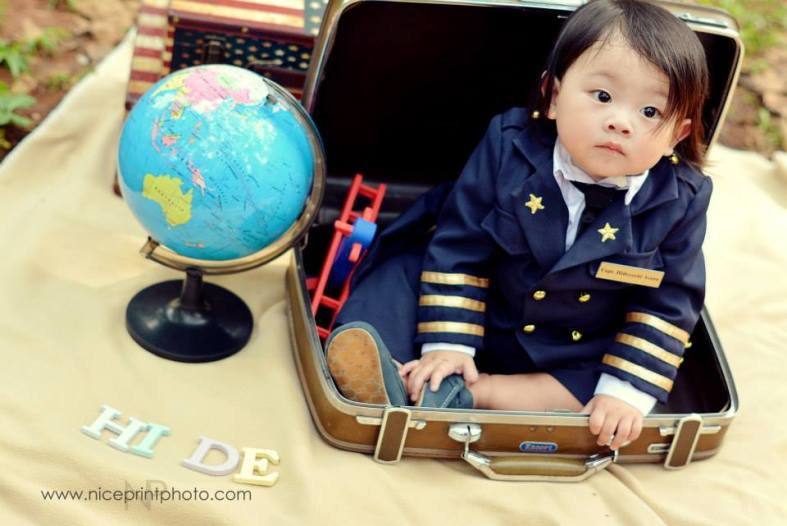 Portrait Shoot Styling by Something Pretty Manila | Kiddie Shoot | Nice Print Photography