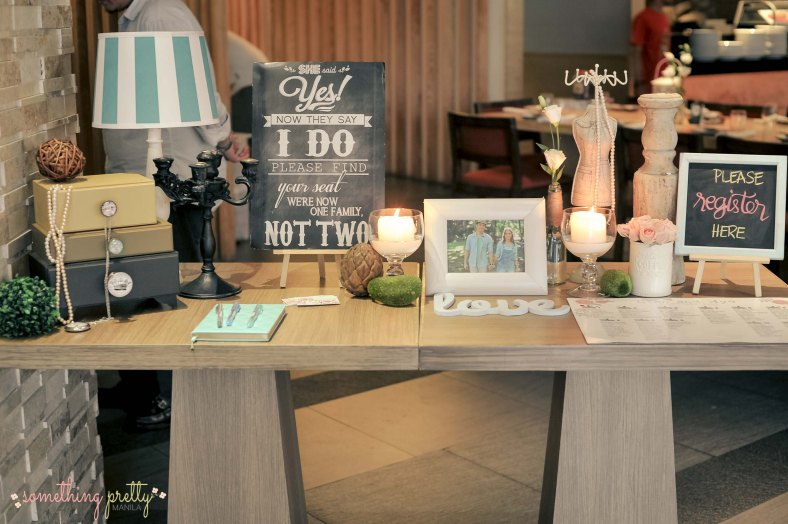 Wedding Event Styling by Something Pretty Manila | Rustic Theme | Gian and Mye