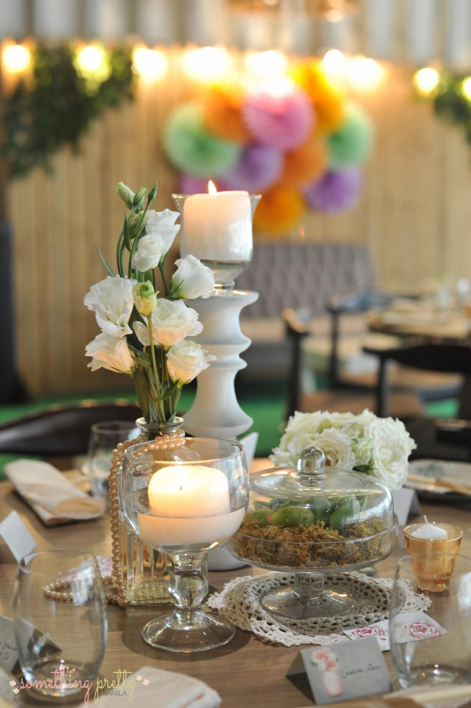 Wedding Event Styling by Something Pretty Manila   Rustic Theme   Gian and Mye