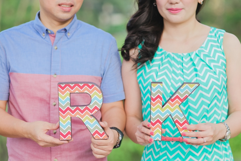 Randy and Karen Engagement Shoot | Manny and April Photography | Styling by Something Pretty Manila | Ville Sommet Tagaytay