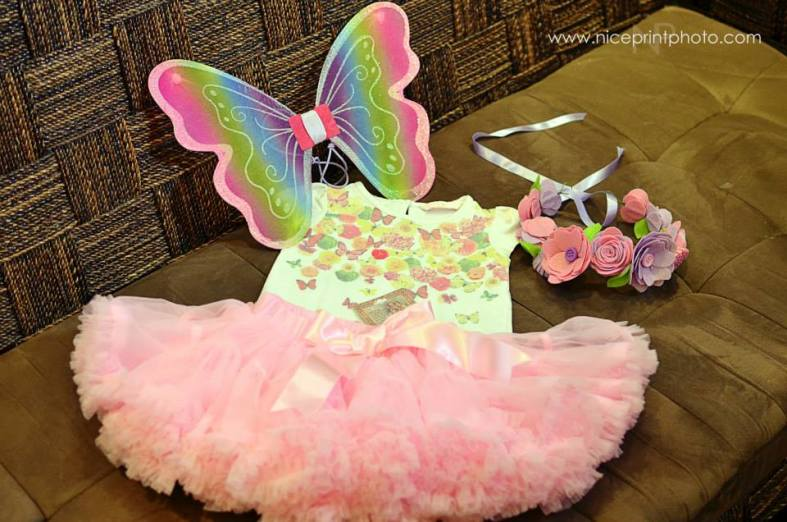 Zia's Butterfly Party Styled by Something Pretty Manila