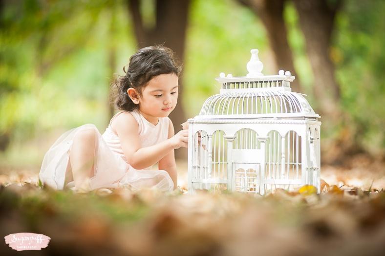 Sofia Deloria - Portrait Session - Child Photography - Sugarpuff Photography-Something Pretty Manila