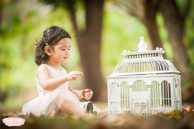 Sofia Deloria - Portrait Session - Child Photography - Sugarpuff Photography-Something Pretty Manila