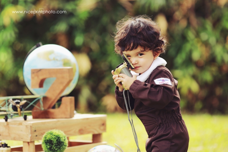 Zion the Young Lion | Something Pretty Manila | Kids Photography | Aviator