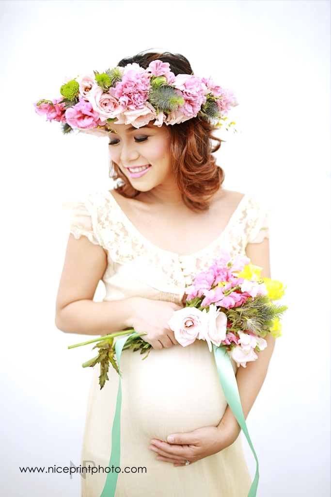 Juris | Maternity Shoot Styling by Something Pretty Manila