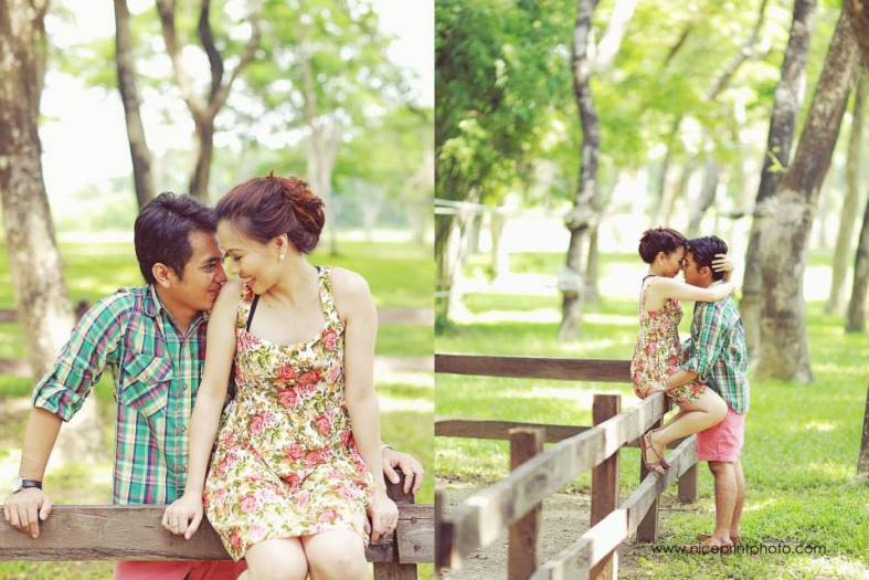Brian and Dezza Engagement Styling by Something Pretty Manila