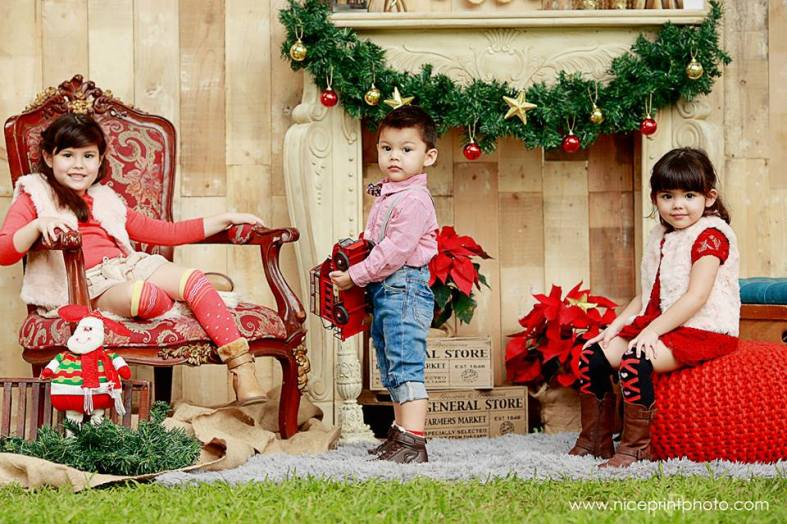Something Pretty Manila | Holiday Family Styling | Team Kramer