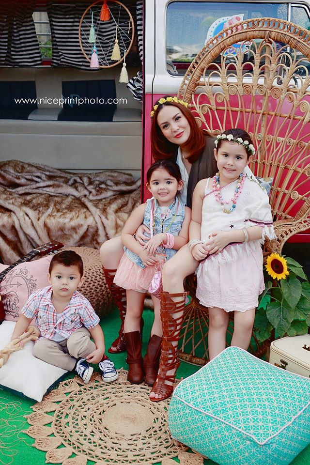 Something Pretty Manila | Holiday Family Styling | Team Kramer | Bohemian