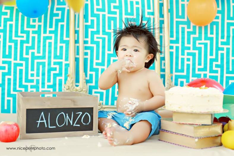 Something Pretty Manila | Photo Shoot Styling | Alonzo's Pre-Birthday Shoot | Dimples Romana
