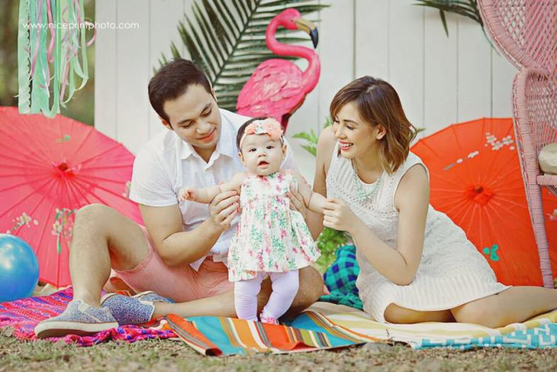 Something Pretty Manila | Photo Shoot Styling | Empress Schuck and Family
