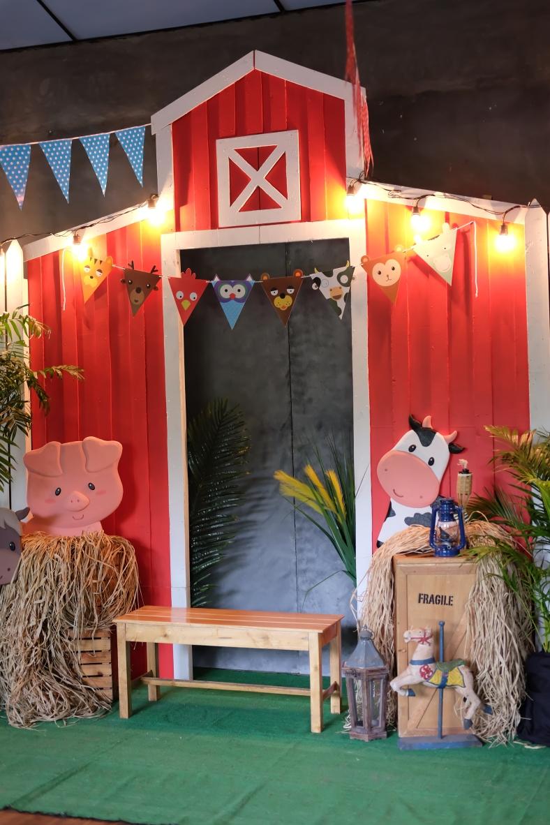 Something Pretty Manila - Kiddie Party - Farm